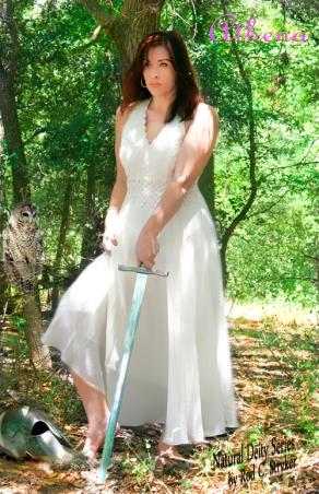 Natural Deity Series - Athena Art Photo Blog