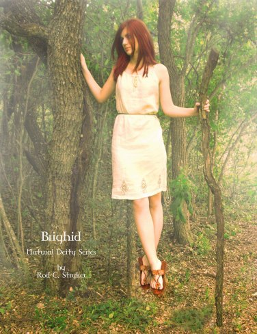 Natural Deity Series - Brighid Art Photo Blog