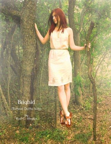 Natural Deity Series - Brighid Art Photo Blog