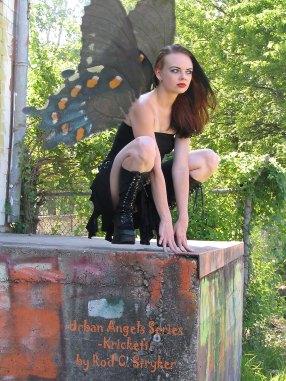 Urban Angels Series - Krickett I