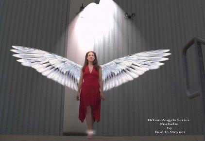 Urban Angels Series - Michelle
