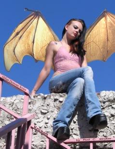 Urban Demons Series - Krickett