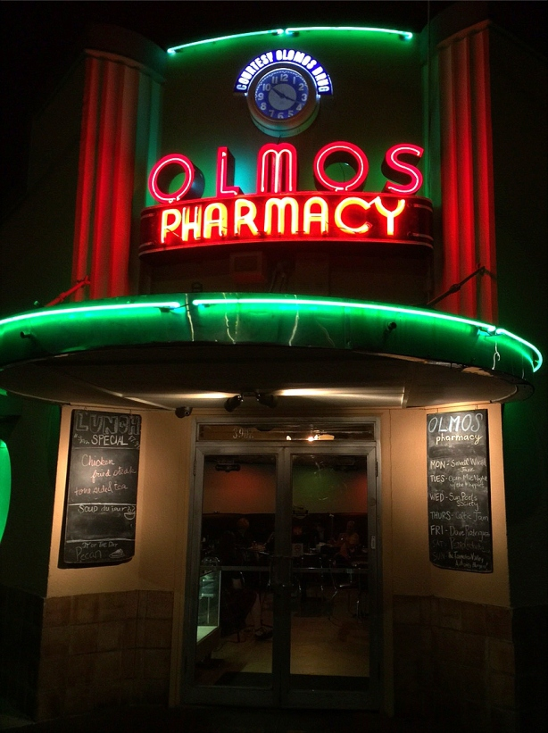 Olmos Pharmacy Diner