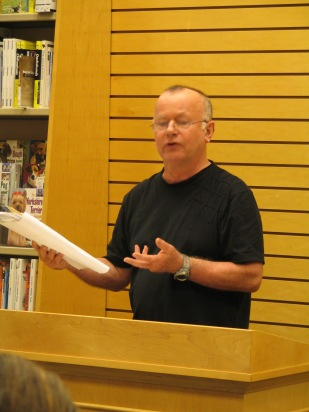 Rupert Hopkins (England) at Sun Poets